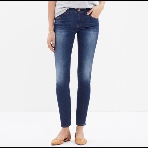 Madewell Denim - Madewell Skinny Jeans Style B8385